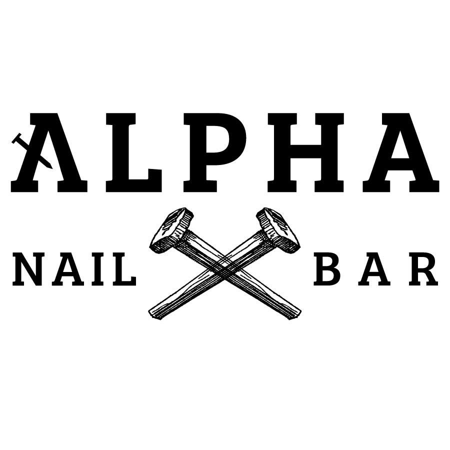 Alpha Nail Bar Icon